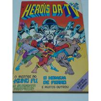 Heróis Da Tv Nº 3 De 1979 Abril Gibi Raro Antigo Quase Novo