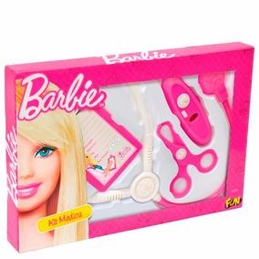 Barbie Kit Medica Basico C/ 4 Acessorios - Fun - Bonellihq