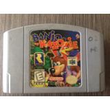 Banjo Kazooie Para Nintendo 64