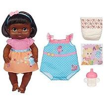 Juguete 2012 Negro Africano Americano Baby Alive (bebé Vivo