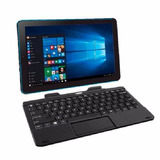 Tablet-pc Duo 1164 Windows 10 Intel Quad Core Negro Techpad-