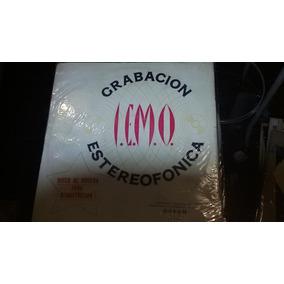 Disco Vinilo Varios Grabacion Estereofonica ¬ La Plata