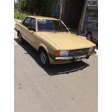 Ford Taunus 2.0 Direccion Hidraulica Modelo 1984