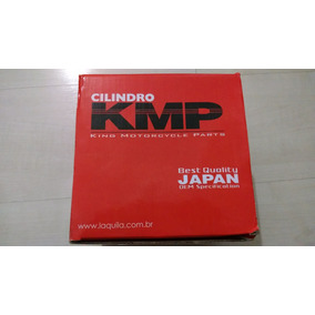 Cilindro + Camisa Std Kmp Para Nx Cbx Xr 200