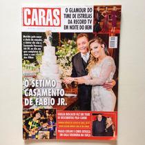 Revista Caras Fabio Jr Xuxa Bruna Marquezine Nº1204
