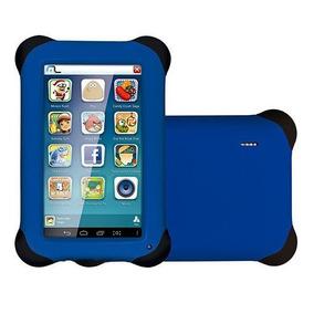 Tablet Infantil Wi Fi Kid Pad 8gb Quad Core Android 4.4 Cam