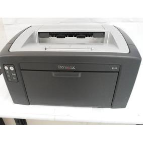 Impressora Laser Lexmark E-120 N Com Rede ( 9 Vendidos)