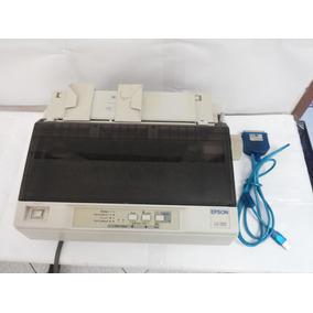 Impressora Epson Lx-300 C/ Cabo Adaptador Usb Frete Gratis