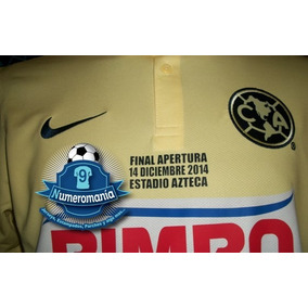 Match Detail, Leyenda Oficial Final América Vs Tigres 2014