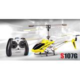 Helicoptero Rc Control Remoto Original Syma 107g 3 Canales