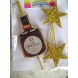 Vela De Cumpleaños Whisky Old Parr