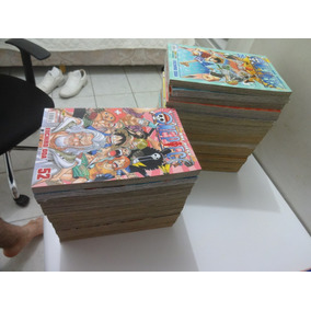 Mangás One Piece - Panini R$ 10,00 Cada