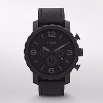 Reloj Fossil Nuevo Jr1354 | Nate Cronografo | Watchito |