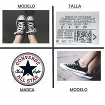 Zapatillas All Star Chuck Taylor