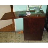 Maquina Coser Elgin Completa C/mueble C/mesa Electrica