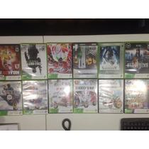 Promoção 12 Jogos Originais Xbox360 - Promoção