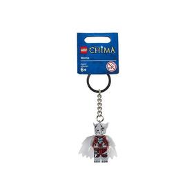 Chaveiro Original Lego Chima Worriz 850609
