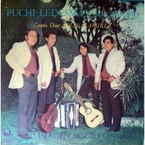 Puchi Ledesma - Tu Imagen Sigue Con Migo - Lp Disco Vinilo