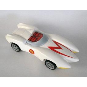 Carro Plastico Soprado - Mach 5 - Speed Racer - Tipo Bolha