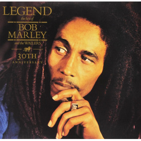 Bob Marley And The Wailers Legend 2 Vinilos 180 Gr Tri-color