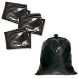 Bolsas Para Basura De 40 Kg. Color Negra Calibre 12