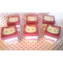 Cajitas Souvenirs Kitty!!! También Mickey, Minnie, Sapo Pepe