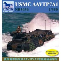 Bronco Modelos Usmc Aavtp7a1 Asalto Anfibio Vehículo (conti