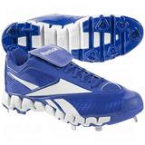 Excelentes Spikes Metal Beisbol Reebok Zig Cooperstown Azul