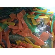 Cucharas Plásticas Para Helado Clásicas