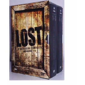 Lost Perdidos Boxset Serie Completa Temporadas 1 - 6 Dvd