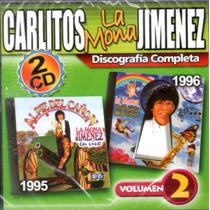 La Mona Jimenez - Discografia Vol 2 ( 2 Cd ) Los Chiquibum