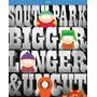South Park Bigger, Longer & Uncut Blu-ray [ Nuevo Sellado ]