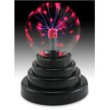 Bola Luz Lampara Plasma Electrica Con Rayos Palermo Z Norte