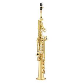 Saxofone Soprano Jupiter Jss 1000 Laqueado