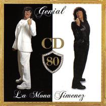 La Mona Jimenez - Genial Cd N°80 - Los Chiquibum