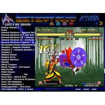 Multi Jogos Arcade, Emulador Mame Super Oferta 534 Jogos Pc
