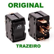 Botão Vidro Eletrico Traseiro Opala Monza 88/92 Originalnovo