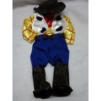 Disfraz De Woody De Toy Story Accesorios Niño Nene Calidad