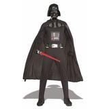 Disfraz Darth Vader Traje De Star Wars