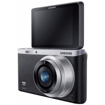 Camara Digital Samsung Nx Mini 20,5mpx Smart Wifi Tactil