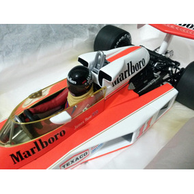 1/18 Minichamps F1 Mclaren Ford M23 James Hunt 1976 W C