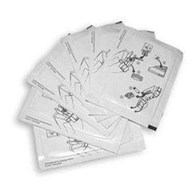Tarjetas De Limpieza Cabeza Banda Magnética Para Impresoras