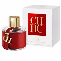 Perfumes Carolina Herrera Ch Rojo Mujer Colonia
