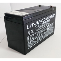 Bateria 12v - 7ah Up1270-seg Unipower Ref.9240 Cl