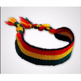 Pulseira Tornozeleira Reggae - Bob Marley