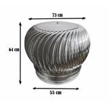 06 Exaustor Eólico - Industrial E Comercial- Em 12 Vezes