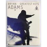Libro Bryan Adams Greatest Hits Transcripción Tabs Guitarra