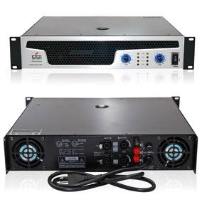 Arcano Potencia Amplificador Arc-paw-6 3200 Watts Reais Rms