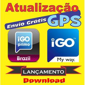 Atualização Gps Igo Primo Amigo Avisa Radares - Desconto 80%