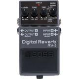 Pedal De Efectos Boss - Rv5-digital Reverb